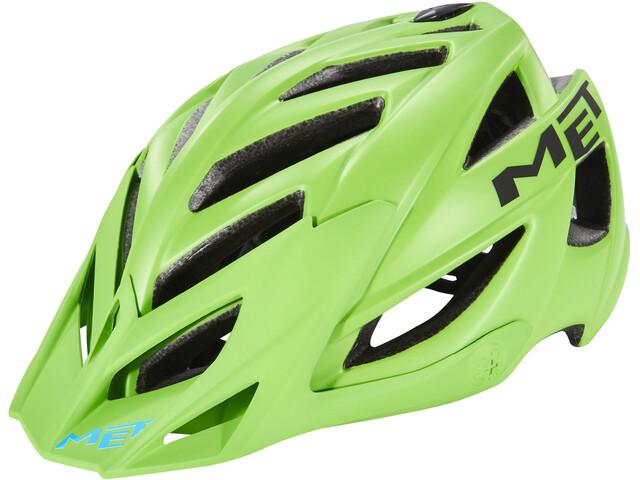 MET Terra Helm matt green/black